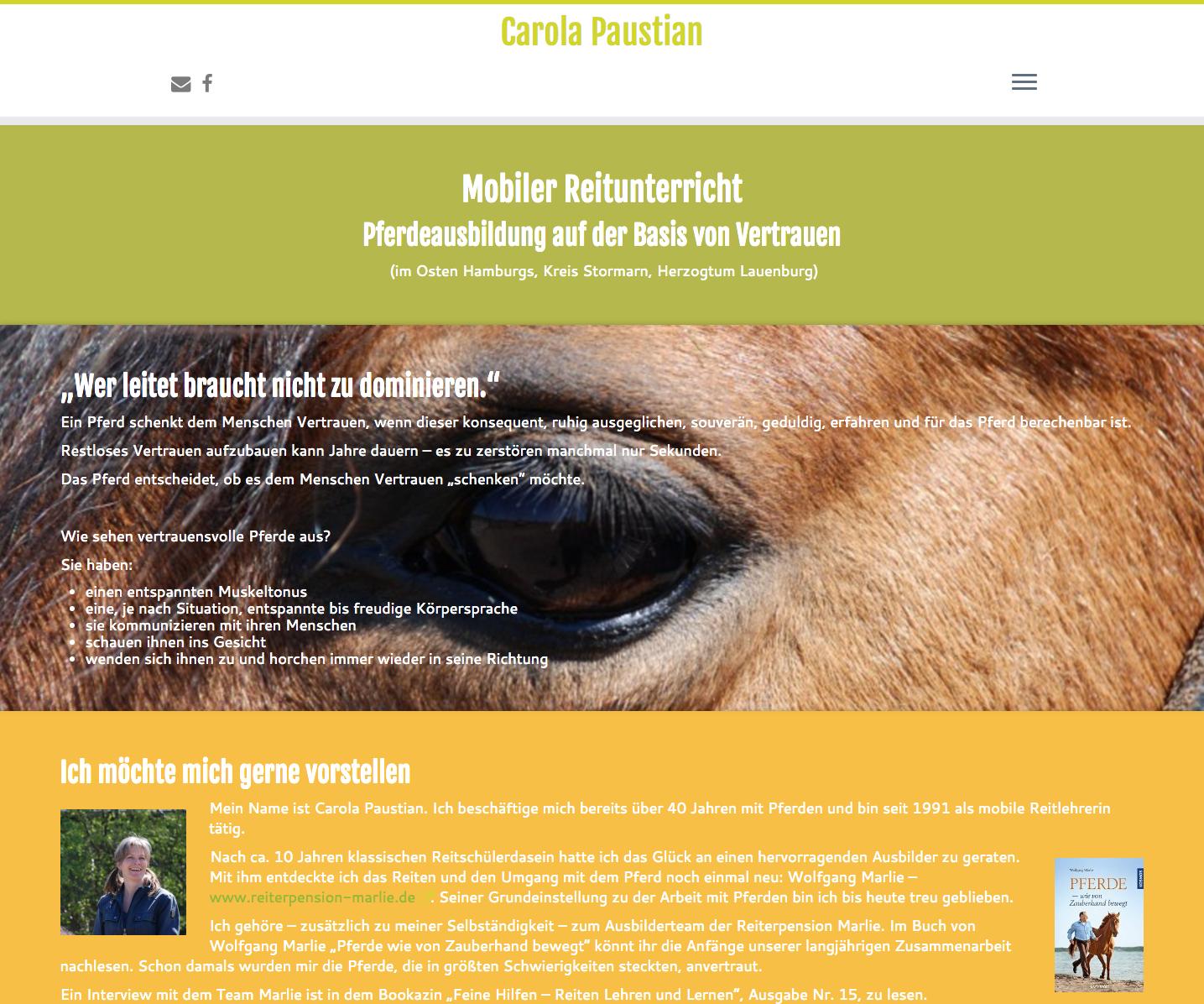 Reitkurse, mobiler Reitunterricht, Seminere und Lehrgänge rund ums Pferd