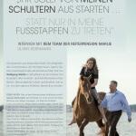 Interview Team Wolfgang Marlie, Carola Paustian in Feine Hilfen, Ausgabe März 2016